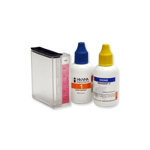 HI3832 - Test kit iodio (0-5 mg/l)
